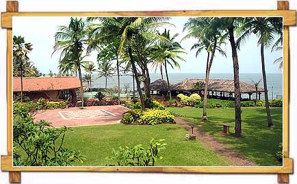 Aguada Beach Resort , Goa