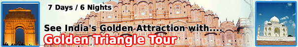 GOlden Triangle Tours To See India's Golden Attractions