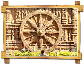 Konarak Wheel of Sun Temple