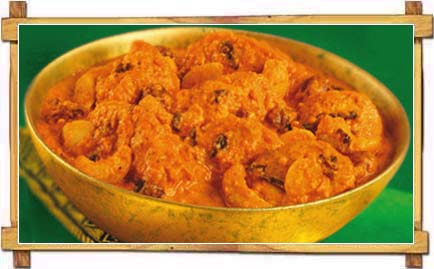 Indian Curry Chicken Mughlai
