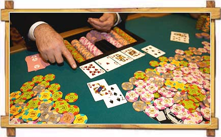 Stud Poker at Goa Casino